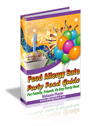 Food Allergy Safe Party Food Guide